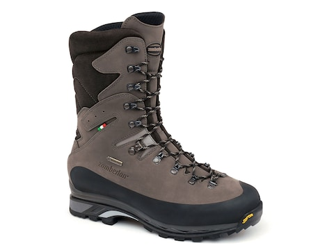 """Zamberlan Outfitter GTX RR 11"""" GORE-TEX Hunting Boots Leather Men's"""