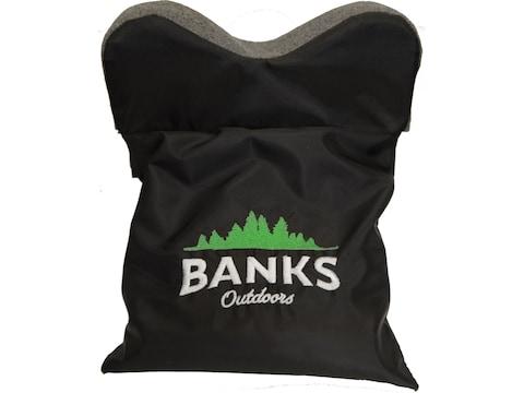 Banks Outdoors Box Blind Gun Rest Nylon Black