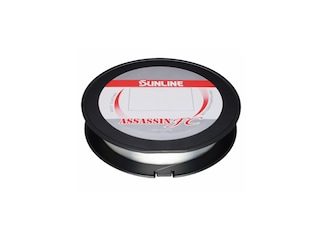 Sunline Assassin FC Fluorocarbon Fishing Line 10lb 225yd Clear