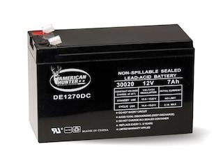 American Hunter Rechargeable Battery 30020 12 Volt Lead Acid 7 mAH
