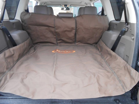 Mud River Cargo Liner Dog Utility Mat Brown