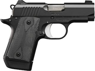 "Kimber Micro 9 Pistol 9mm Luger 3.15"" Barrel 7-Round Black"