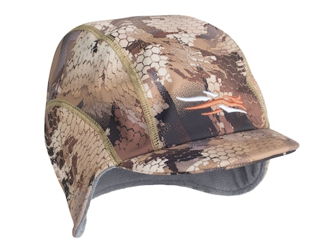 Sitka Gear Dakota Windstopper Hat Optifade Waterfowl Marsh Camo