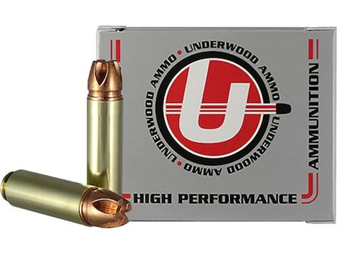 Underwood Ammunition 50 Beowulf 420 Grain Lehigh Xtreme Penetrator Lead-Free Box of 20