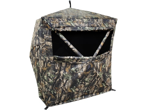 "HME Executioner 2-person Hub Ground Blind 62"" X 62"" X 66"" Camo"