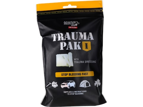 Adventure Medical Kits Trauma Pak I First Aid Kit