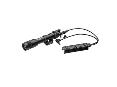 Surefire M603V IR Scout Light Weaponlight White and IR LED with M75 Mount with 2 CR123A...