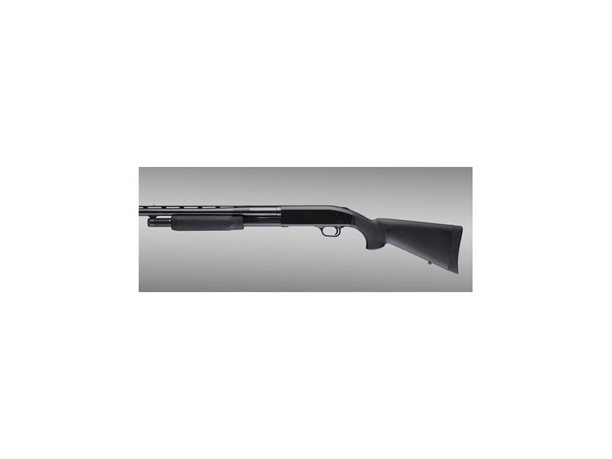 Hogue Rubber OverMolded Stock Forend Mossberg 500 12 Ga Synthetic