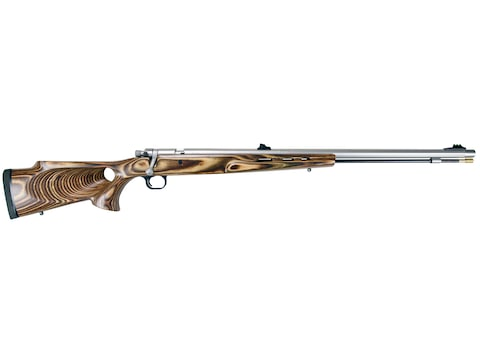 """Knight Mountaineer Western Muzzleloading Rifle .52 Caliber 27"""" Fluted Stainless Steel B..."""