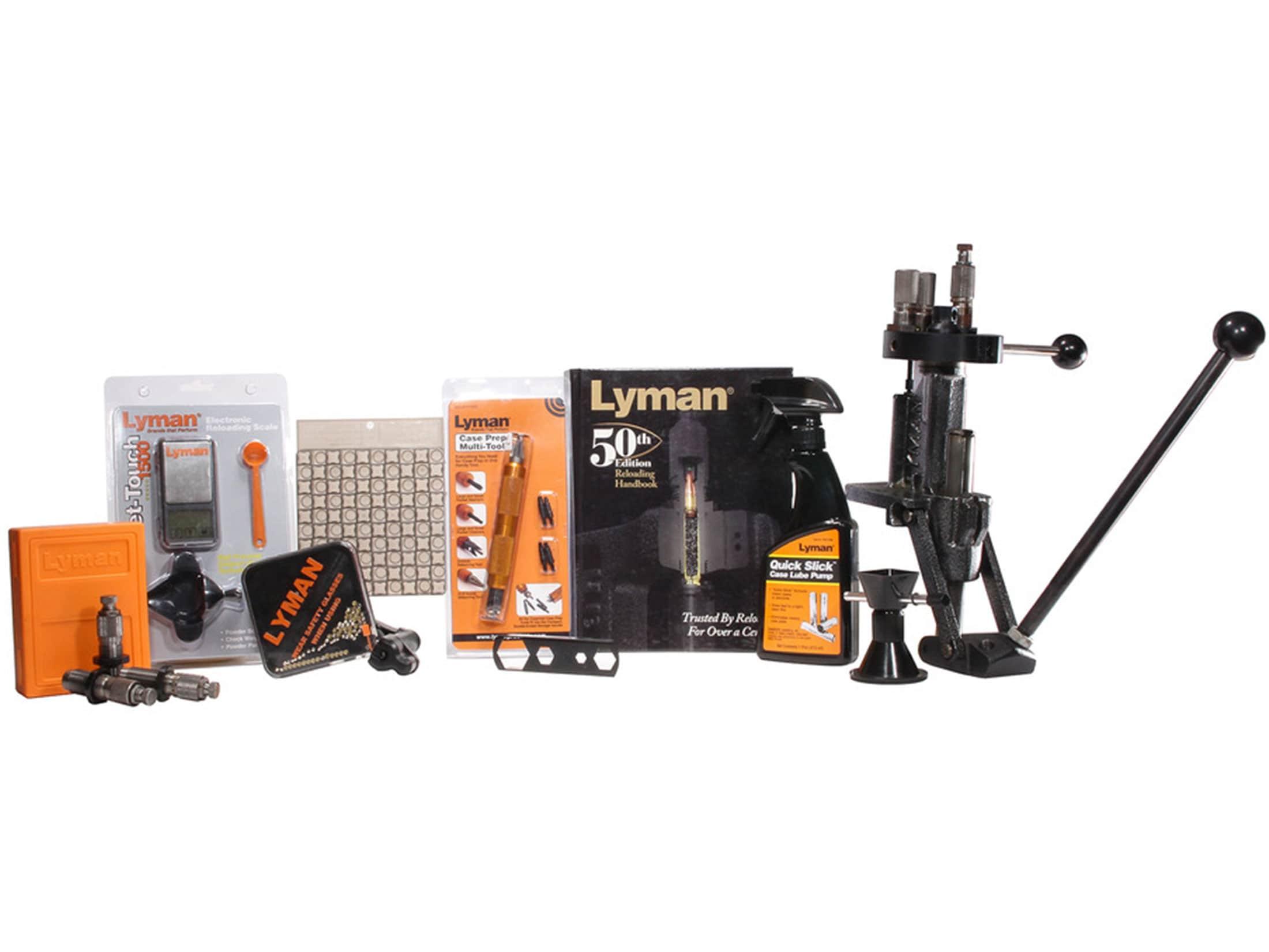 Lyman Essentials Reloading Kit