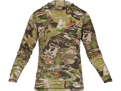 Under Armour Men's UA Early Season Scent Control No Fly Zone Hoodie Polyester/Elastrell