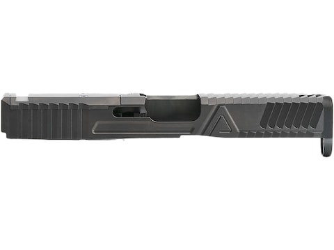 Agency Arms Gavel Field Slide with Agency Optics System (AOS) Glock 19 Gen 4 Stainless ...