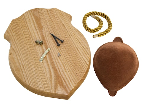 Walnut Hollow Country Antler Mounting Kit Oak