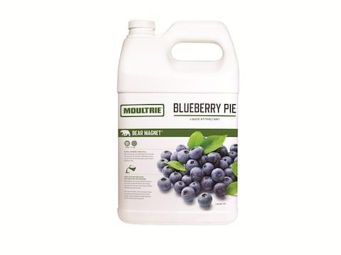 Moultrie Bear Magnet Blueberry Pie 1 Gallon