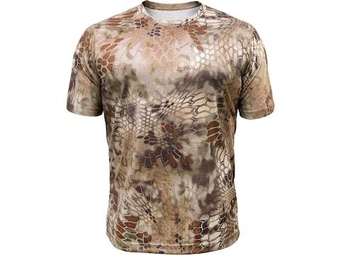 Kryptek Men's Hyperion Short Sleeve T-Shirt Polyester