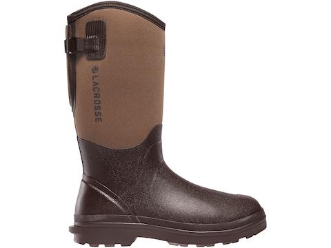 "LaCrosse Alpha Range Air Circ 14"" 5mm Hunting Boots Neoprene/Rubber Men's"
