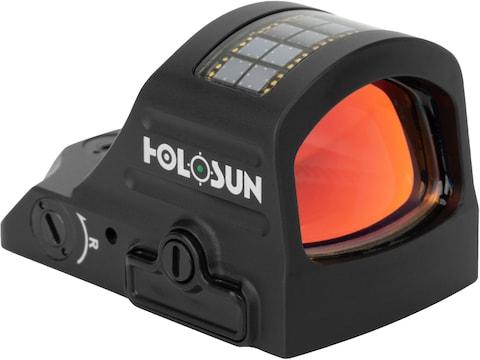 Holosun HE507C-GR-X2 Elite Reflex Sight 1x Selectable Green Reticle Picatinny-Style Mou...