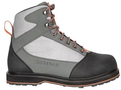 Simms Tributary Rubber Wading Boots Synthetic Men's