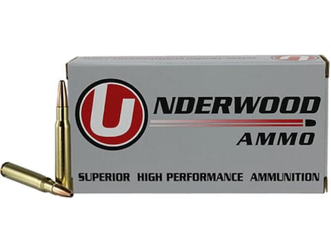Underwood Match Grade Ammunition 30-06 Springfield 152 Grain Lehigh Controlled Chaos Le...
