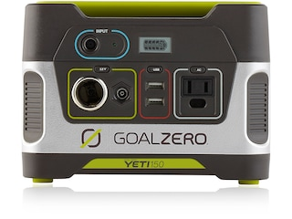 Find Goal Zero Solar Panels & Champion Gas Inverter