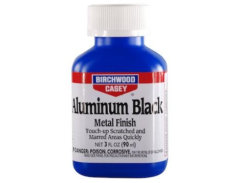Birchwood Casey Aluminum Black Metal Finish Touch Up