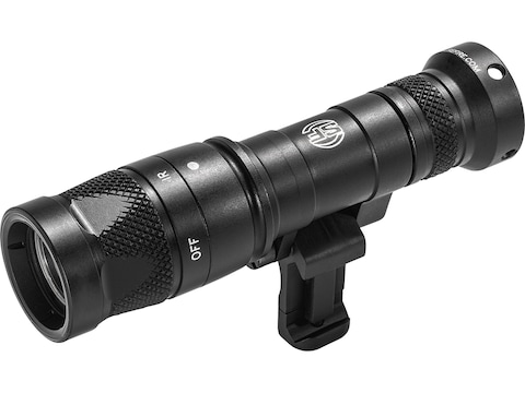 Surefire M340V Mini Infrared Scoutlight Pro Vampire Weaponlight LED and IR with 1 CR123...