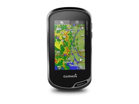 Garmin Oregon 700 Handheld GPS Unit