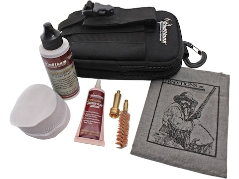 Traditions Field Cleaning Kit with Belt Pouch
