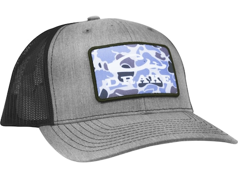 Drake Men's Old School Patch Logo Mesh Back Cap Cotton
