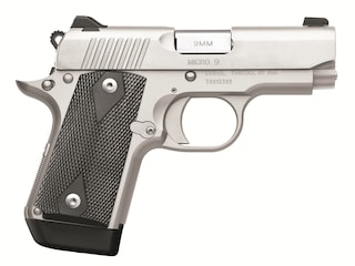 "Kimber Micro 9 Pistol 9mm Luger 3.15"" Barrel 7-Round Satin Stainless"