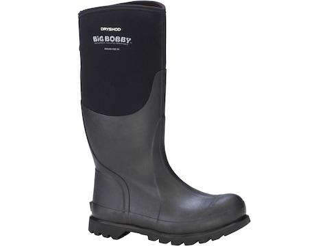 Dryshod Big Bobby Hi Work Boots Rubber/Densoprene Men's