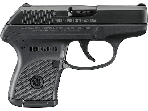"""Ruger LCP Pistol 380 ACP 2.75"""" Barrel 6-Round"""