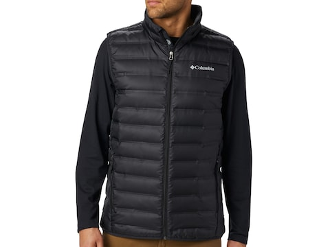 Columbia Men's Lake 22 Down Insulated Vest Polyester