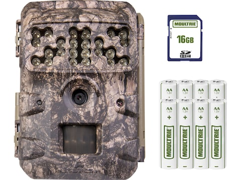 Moultrie D700i Trail Camera 16 MP Combo