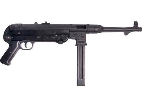 "GSG MP40P Semi-Automatic Pistol 9mm Luger 10.8"" Barrel 25-Round Black"