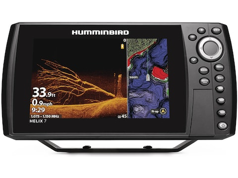 Humminbird Helix 7 Chirp MDI GPS G4N Control Head Only Fish Finder