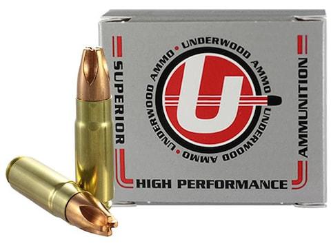 Underwood Ammunition 458 HAM'R 302 Grain Lehigh Xtreme Penetrator Lead Free Box of 20