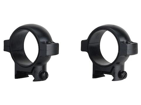 Burris 30mm Signature Zee Weaver-Style Rings Matte