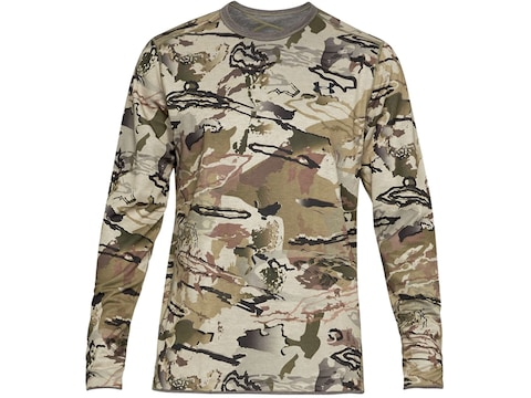 Under Armour Men's Reversible Base Crew Polyester/Wool