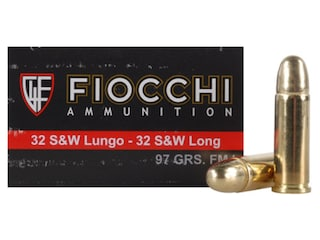 32 S&W Long Ammo | 32 Colt New Police | 32-44 Target| Shop Now