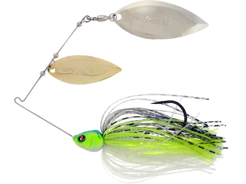River2Sea Ish Monroe Bling Double Willow Spinnerbait