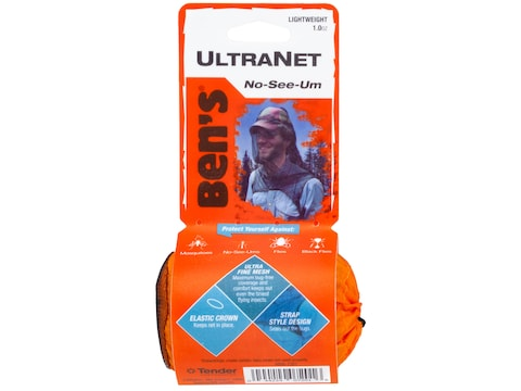 Ben's UltraNet Mosquito Head Net
