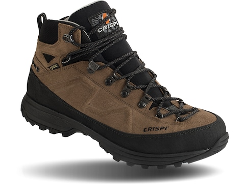 "Opened Package - Crispi Crossover Pro Light GTX 6"" GORE-TEX Hiking Boots Suede/Cordura ..."