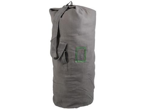 Military Surplus NATO Cotton Duffel Bag Grade 2