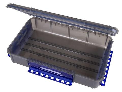 Flambeau Zerust Max Waterproof Tuff Tainer 5001 Double Deep Bulk Tackle Box