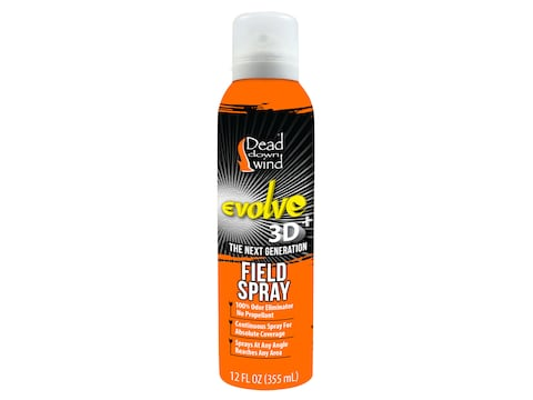 Dead Down Wind Scent Elimination Continuous Field Spray 12 oz