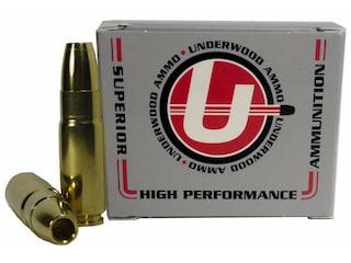 Underwood Ammunition 458 SOCOM 300 Grain Lehigh Controlled Fracturing Hollow Point Lead-Free Box of 20