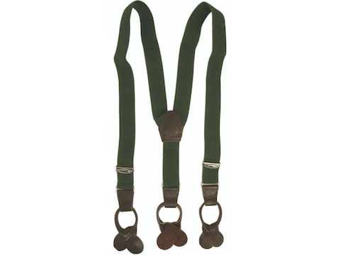 Military Surplus Czech M60 Trouser Suspenders Grade 2