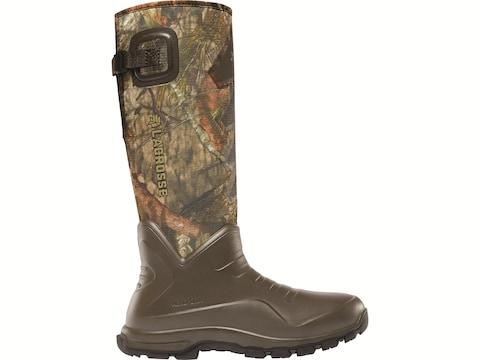 "LaCrosse 3.5mm Aerohead Sport 16"" Hunting Boots Polyurethane Clad Neoprene Men's"