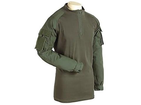 Voodoo Tactical Men's 1/4 Zip Combat Shirt Cotton/Polyester